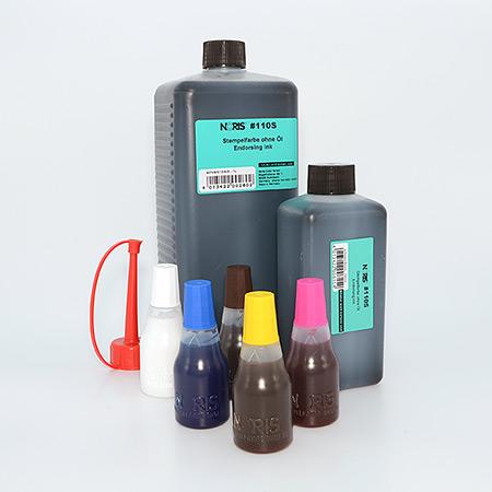 Vattenbaserad standardfärg i specialkulörer.